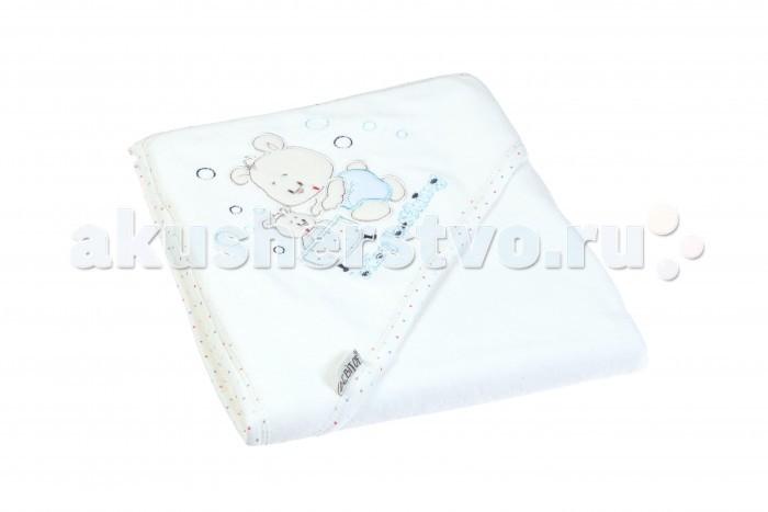 Полотенца Bebitof Baby Детское банное полотенце с уголком BBTF-3098
