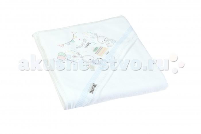 Купание малыша , Полотенца Bebitof Baby Детское банное полотенце с уголком BBTF-3192 арт: 355755 -  Полотенца