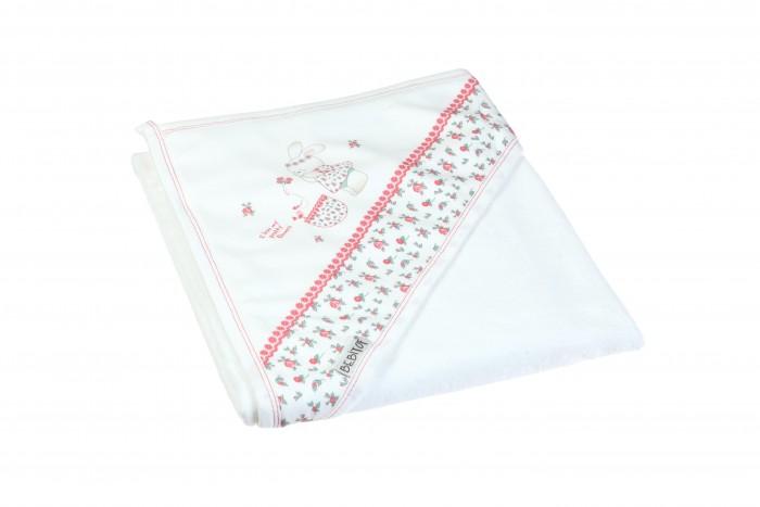 Купание малыша , Полотенца Bebitof Baby Детское банное полотенце с уголком BBTF-3202 арт: 355735 -  Полотенца