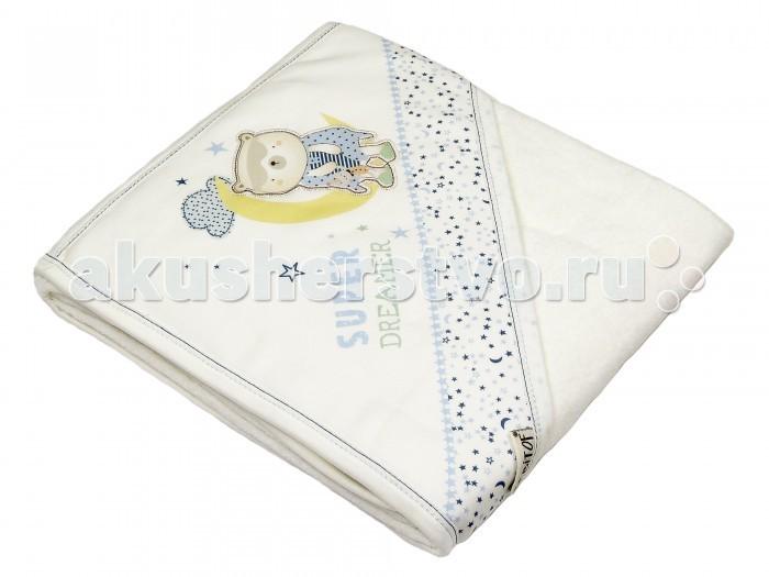 Купание малыша , Полотенца Bebitof Baby Детское банное полотенце с уголком BBTF-3222 арт: 355745 -  Полотенца
