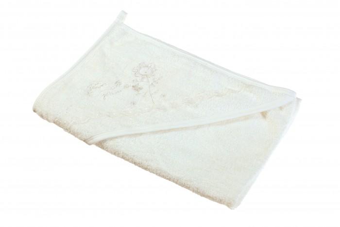 Полотенца Bebitof Baby Детское банное полотенце с уголком 75х75 полотенца candide полотенце с капюшоном бежевые тона 75х75 см