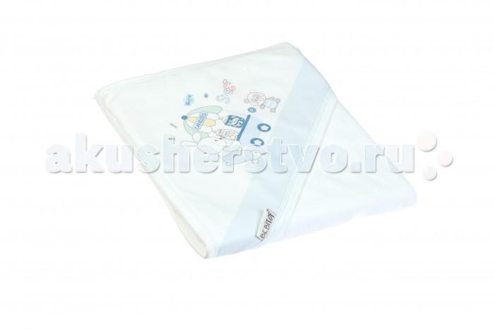 Купание малыша , Полотенца Bebitof Baby Детское банное полотенце с уголком 90x80 арт: 298066 -  Полотенца