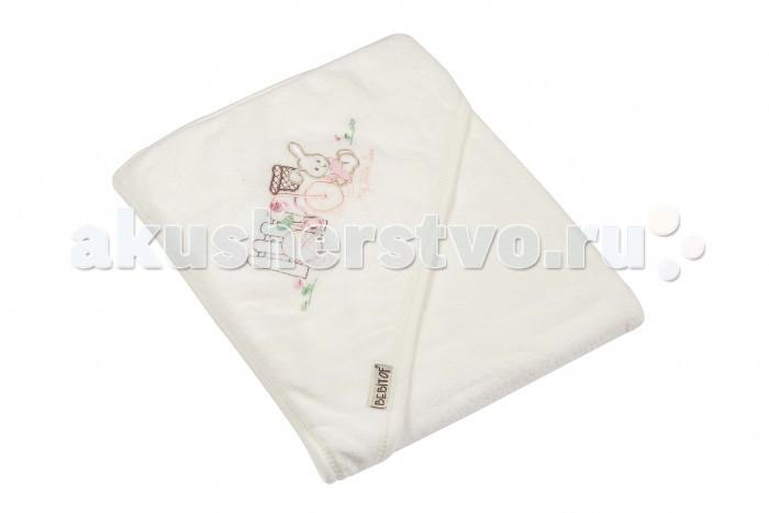 Полотенца Bebitof Baby Детское банное полотенце с уголком BBTF-3189