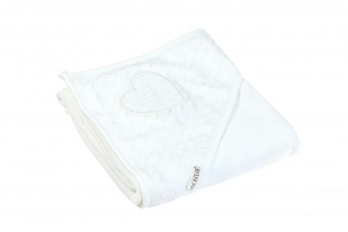 Полотенца Bebitof Baby Детское банное полотенце с уголком BBTF-3208 93х83