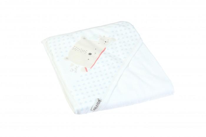 Полотенца Bebitof Baby Детское банное полотенце с уголком BBTF-3218 90х80