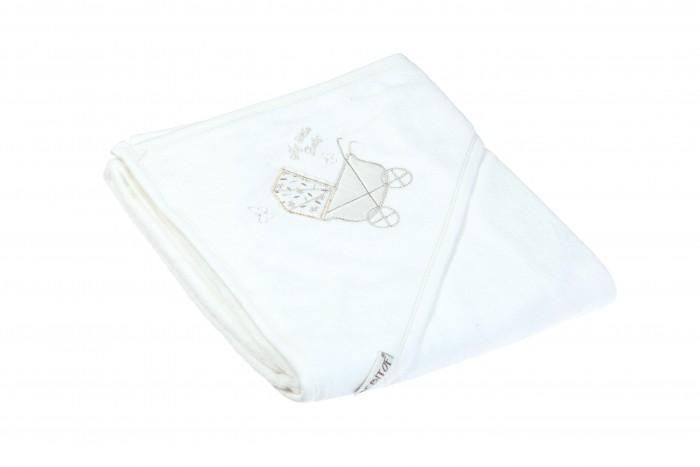 Купание малыша , Полотенца Bebitof Baby Детское банное полотенце с уголком BBTF-3224 90х80 арт: 298084 -  Полотенца