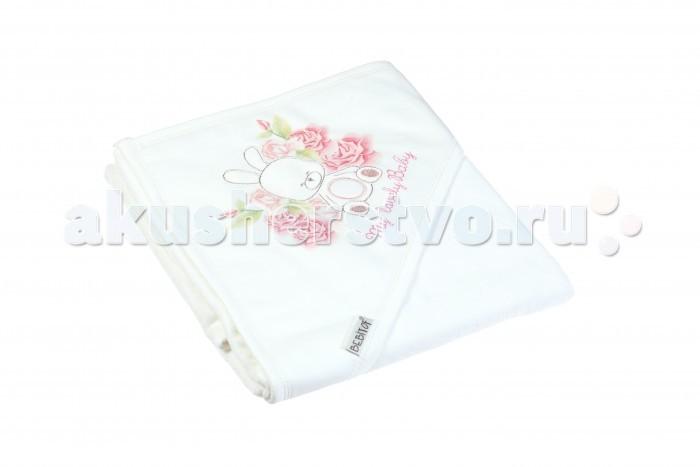 Купание малыша , Полотенца Bebitof Baby Детское банное полотенце с уголком BBTF-3200 93х83 арт: 298090 -  Полотенца