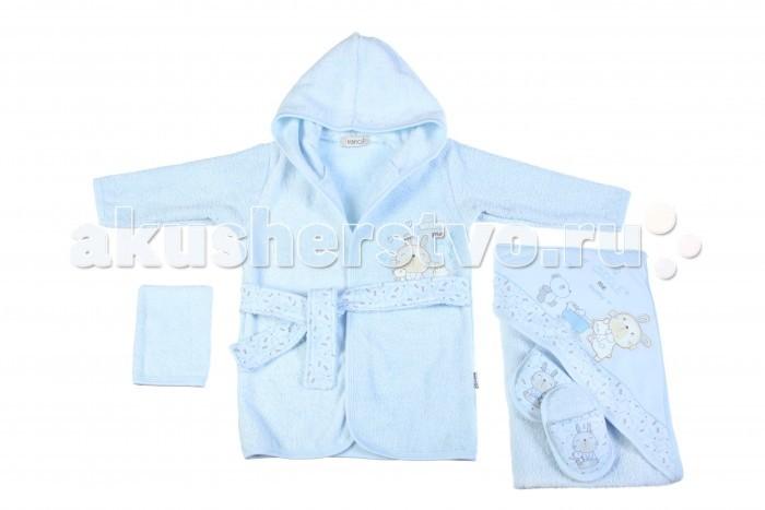 Халат Bebitof Baby Подарочный набор (4 предмета) BBTF-3210