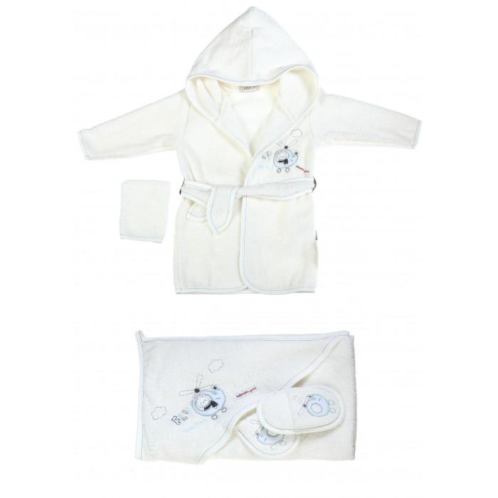 Халат Bebitof Baby Подарочный набор (4 предмета) BBTF-3213