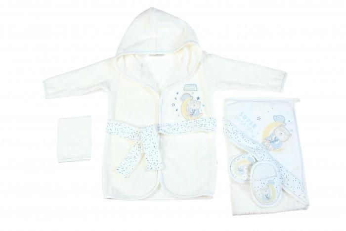 Халат Bebitof Baby Подарочный набор (4 предмета) BBTF-3221