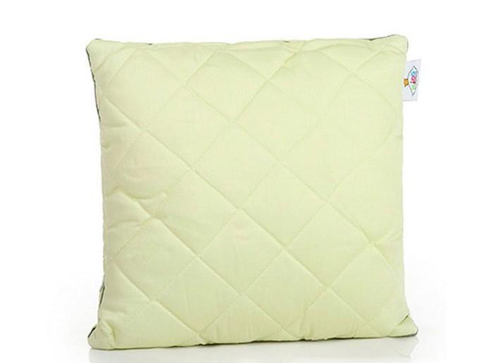 Подушки для малыша Belashoff Kids Подушка детская Наша радость полиэфирное микроволокно 40х40 см все цены