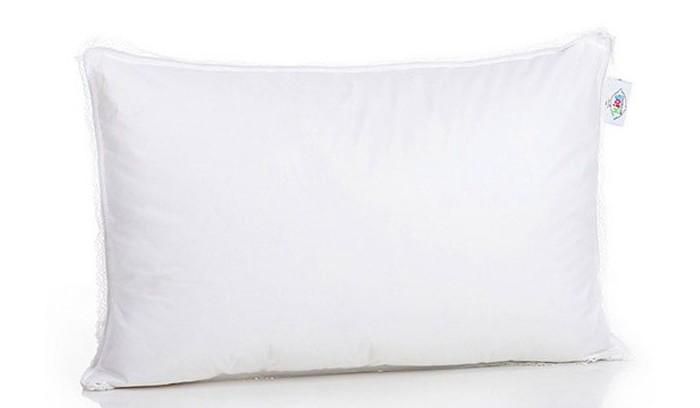 Подушки для малыша Belashoff Kids Подушка детская Наше счастье гусиный пух 40х60 см все цены