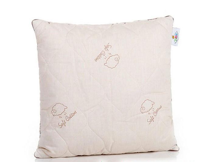 Подушки для малыша Belashoff Kids Подушка детская Наше сокровище полиэфирное микроволокно 40х40 см