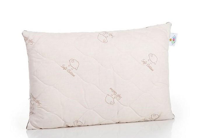 Подушки для малыша Belashoff Kids Подушка детская Наше сокровище полиэфирное микроволокно 50х70 см