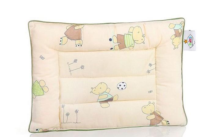 Подушки для малыша Belashoff Kids Подушка для малыша Наша Умничка лебяжий пух 28х40 см все цены