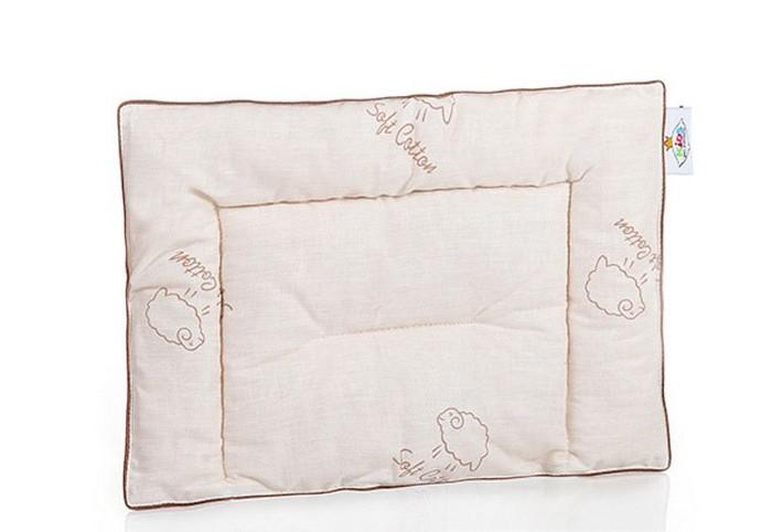Подушки для малыша Belashoff Kids Подушка для малыша Наше сокровище шерстяное волокно 28х40 см все цены