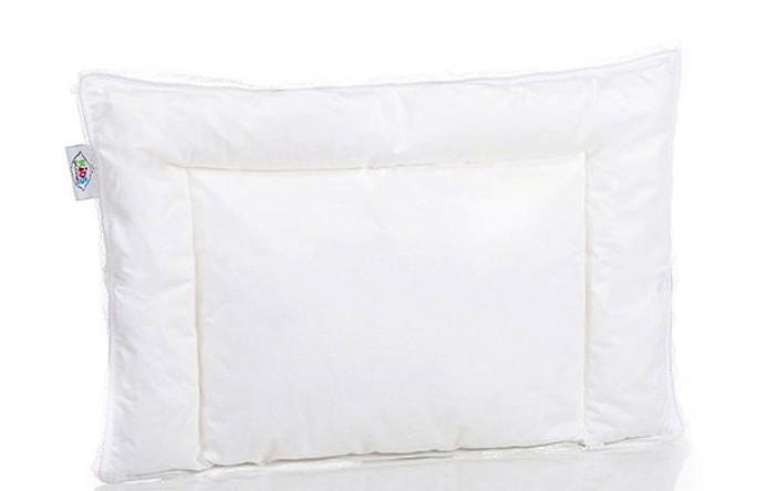 Подушки для малыша Belashoff Kids Подушка для малышей Наше счастье гусиный пух 40х60 см все цены