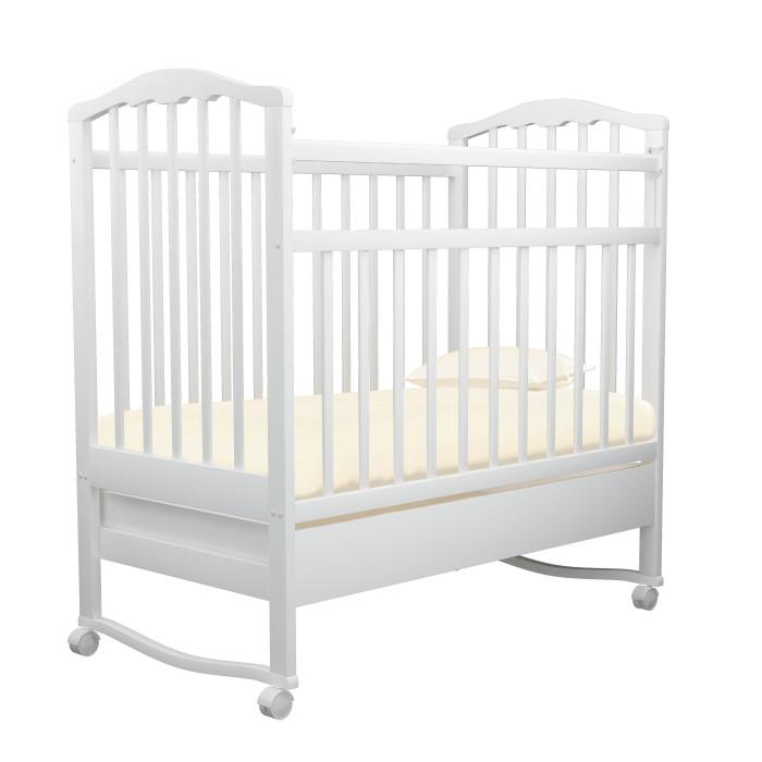 Детские кроватки Агат Золушка-2 качалка с ящиком детские кроватки гандылян габриэлла люкс качалка