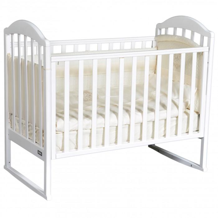 Детские кроватки Bellini Holly колесо/качалка детские кроватки массив беби качалка