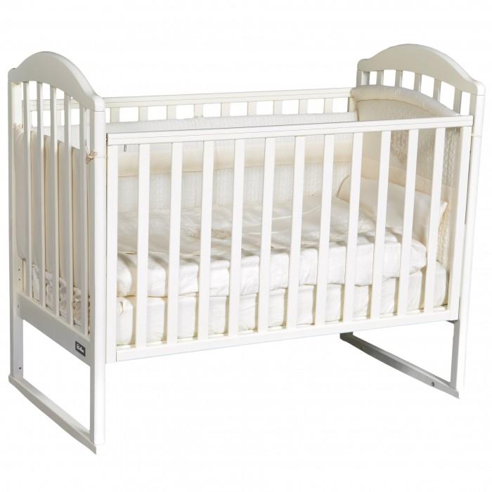 Детские кроватки Bellini Holly колесо/качалка