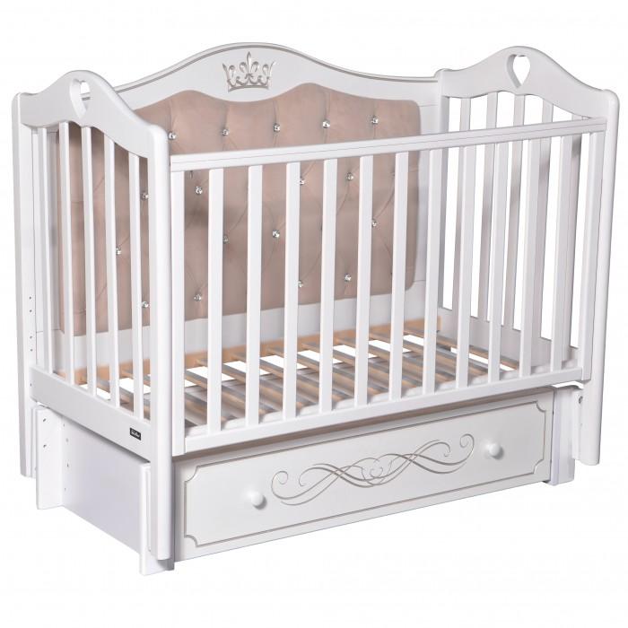 Детские кроватки Bellini Rouz Elegance Premium универсальный маятник малгося детская стенка мдф