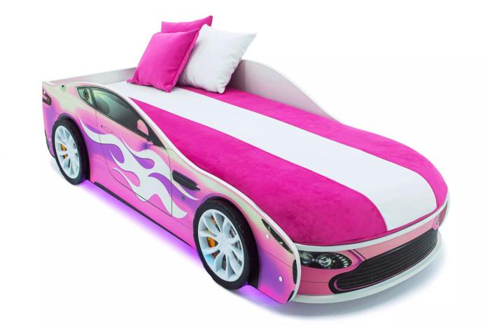 Картинка для Подростковая кровать Бельмарко с подъемным механизмом Бондмобиль 170х70