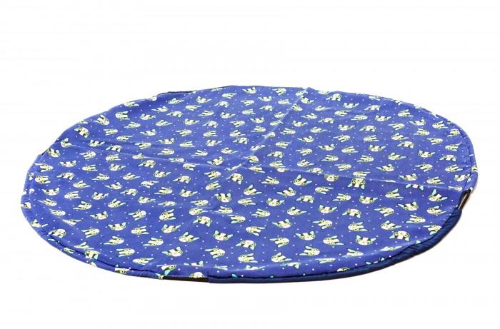 Игровой коврик Белогривая лошадка канвас