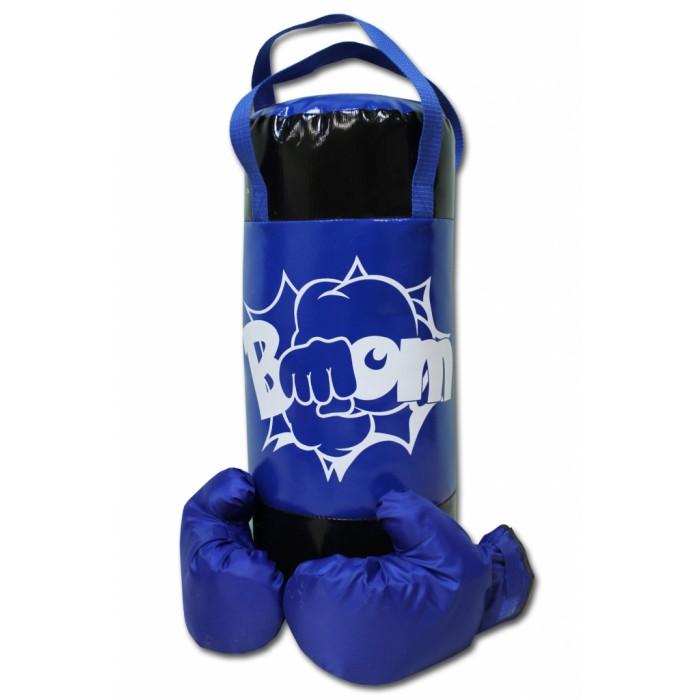 Спортивный инвентарь Belon Набор для бокса Груша и перчатки Boom тюбинг belon тент спираль аквапарк 85см