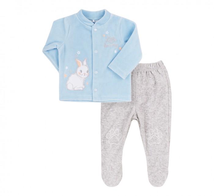 комплекты детской одежды bembi комплект детский 3 предмета кп184 Комплекты детской одежды Bembi Комплект ползунки и кофточка КС609