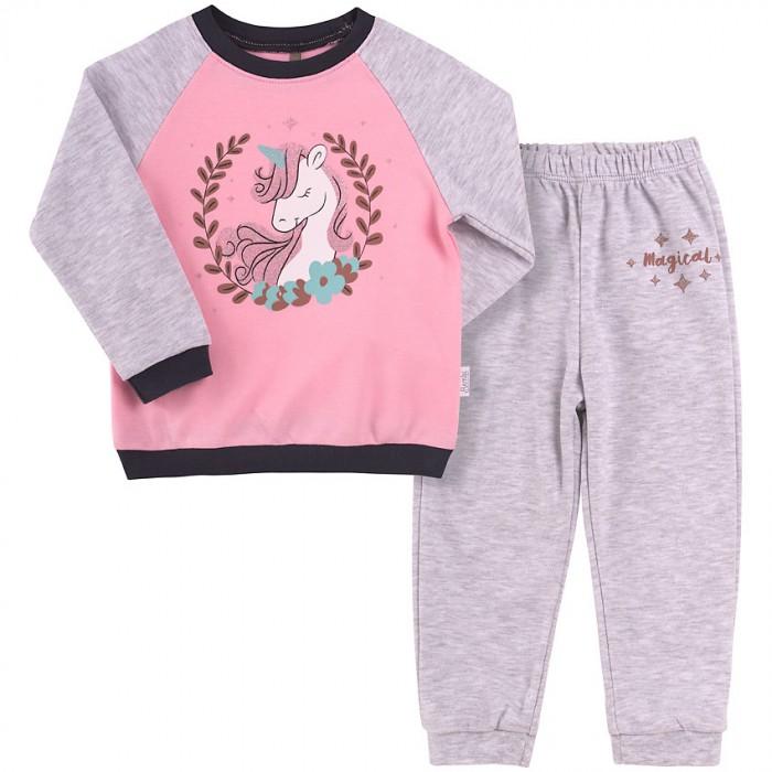Bembi Спортивный костюм для девочки КС576