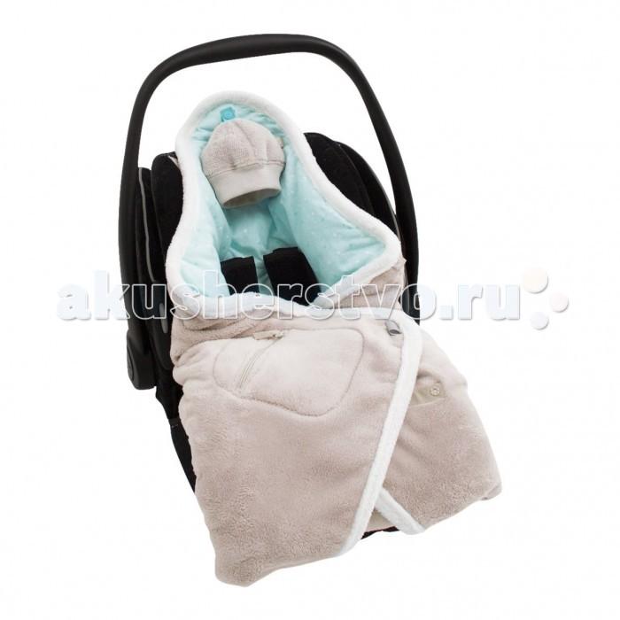 Детская одежда , Демисезонные конверты Bemini Конверт-одеяло Beside cotton арт: 285790 -  Демисезонные конверты