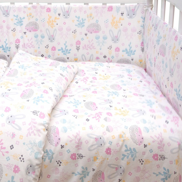 Бортики в кроватку Baby Nice (ОТК) Лесная поляна