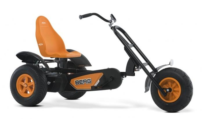 педальные машины Педальные машины Berg Веломобиль Chopper BFR