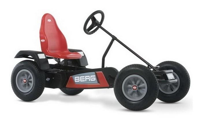 педальные машины Педальные машины Berg Веломобиль Extra BFR