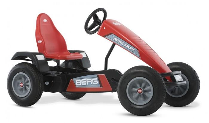 педальные машины Педальные машины Berg Веломобиль Extra Sport BFR