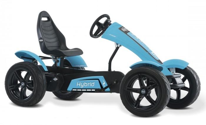 Педальные машины Berg Веломобиль Hybrid E-BFR недорого