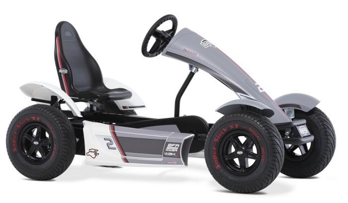педальные машины Педальные машины Berg Веломобиль Race GTS BFR Full spec
