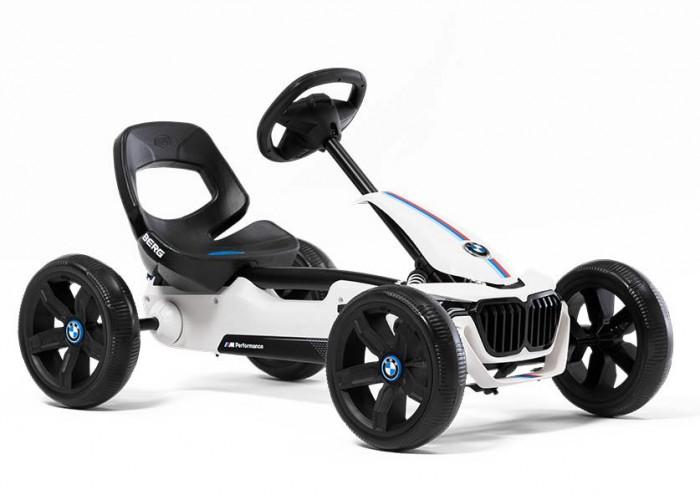 педальные машины Педальные машины Berg Веломобиль Reppy BMW