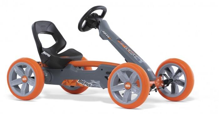 педальные машины Педальные машины Berg Веломобиль Reppy Racer