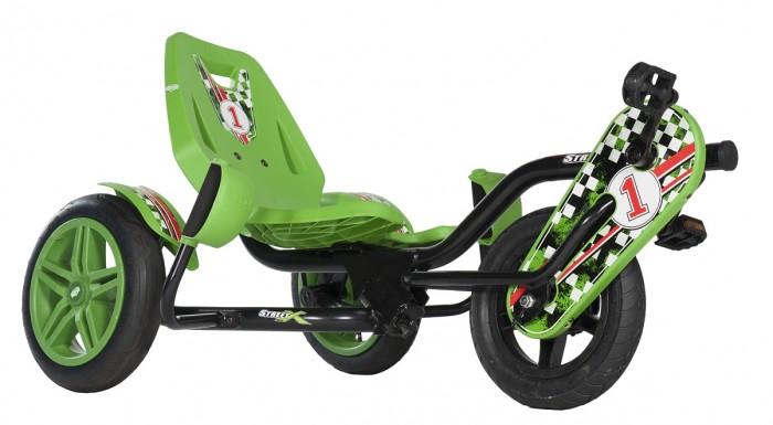 педальные машины Педальные машины Berg Веломобиль Street-X