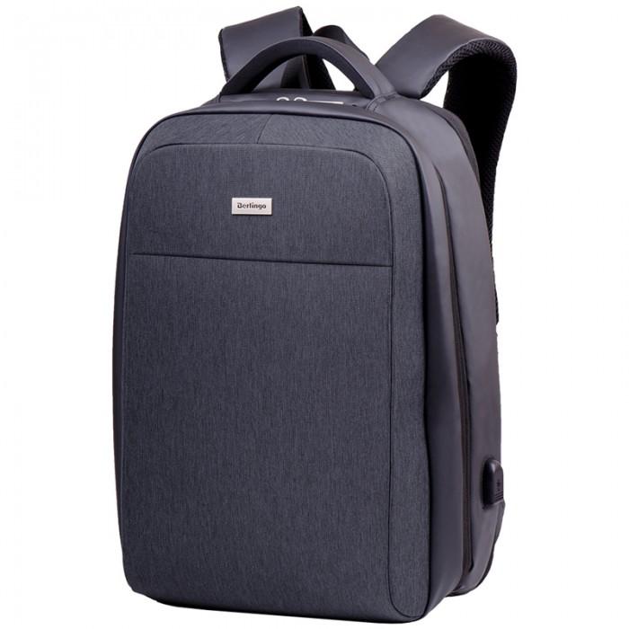 Школьные рюкзаки Berlingo Рюкзак Антивандальный Secure Pro 46х31х18 см школьные рюкзаки berlingo рюкзак comfort next level 38х27х18 см