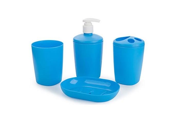 Аксессуары для ванн Беросси Набор аксессуаров для ванной комнаты Aqua