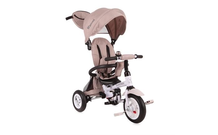 Велосипед трехколесный Bertoni (Lorelli) Matrix (надувные колеса)