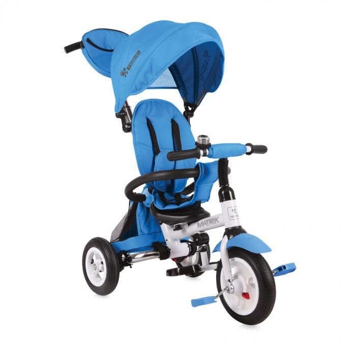 Велосипед трехколесный Bertoni (Lorelli) Matrix (надувные колеса) 1005032