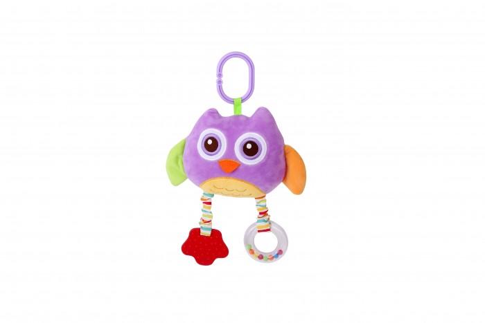 Подвесные игрушки Bertoni (Lorelli) плюшевое зеркальце Toys Совенок