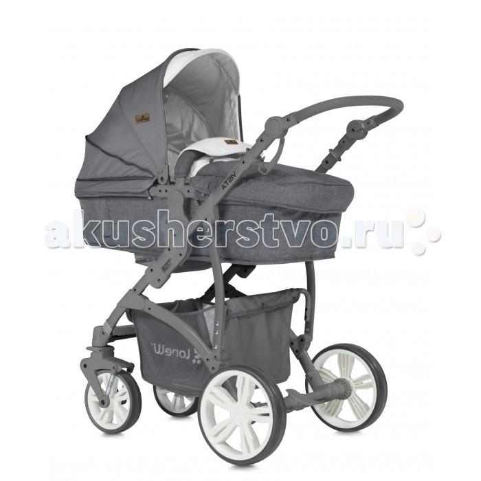 Детские коляски , Коляски-трансформеры Bertoni (Lorelli) Vista + накидка на ножки арт: 302203 -  Коляски-трансформеры
