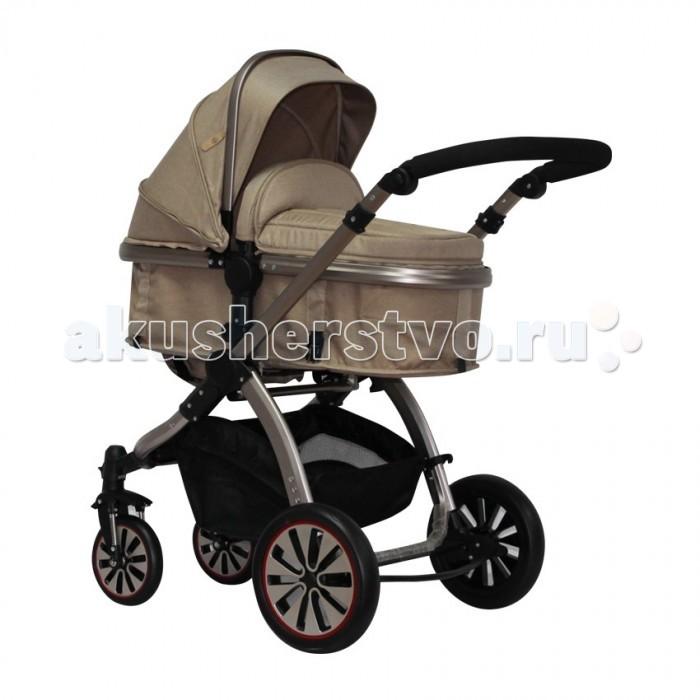 Коляска-трансформер Bertoni (Lorelli) Aurora с надувными колесамиAurora с надувными колесамиКоляска трансформер Lorelli AURORA   Удобная и элегантная коляска для детей.   Алюминиевая рама Амортизаторы Люлька трансформируется в прогулочное сидение.  В комплекте: Чехол на ножки. Сумка для мамы. Корзина для покупок. Адаптеры для автокресла 0-13 кг.  Основные характеристики:  Пятиточеченые ремни безопасности  Съемный бампер. Регулируемый козырек и спинка Регулировка подножки Передние поворотные колеса Прогулочный блок 2 положения (к себе или от себя лицом) Диаметр переднего колеса-19см, заднего-29см.  Ручка коляски регулируется по высоте<br>
