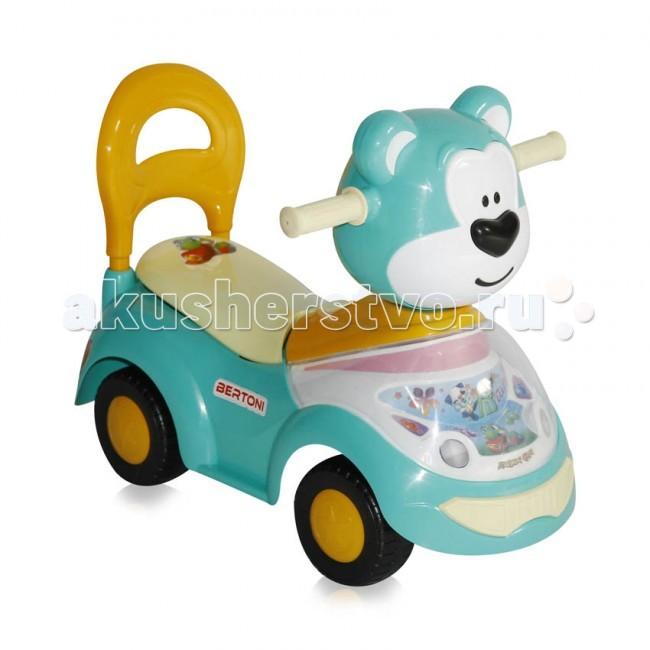 Каталка Bertoni (Lorelli) Bear Мишка