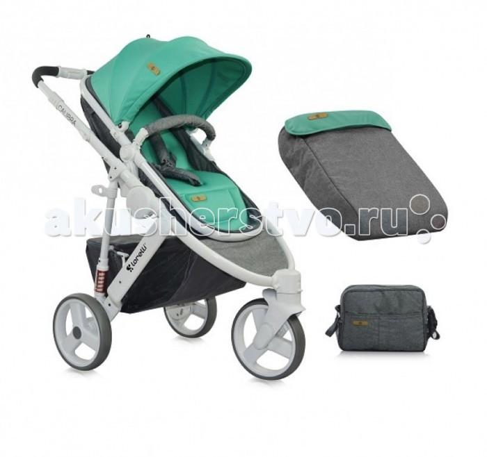 Детские коляски , Коляски-трансформеры Bertoni (Lorelli) Calibra 3 c накидкой на ножки арт: 248962 -  Коляски-трансформеры