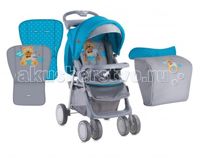 Купить Прогулочные коляски, Прогулочная коляска Bertoni (Lorelli) Foxy + накидка на ножки